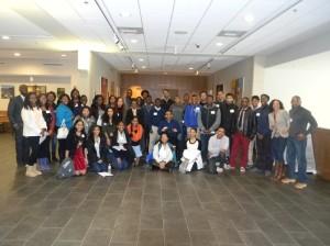 B.E.S.T. 9th – 12th Grade Students and Gilman Black Alumni Leadership Institute Participants & Directors