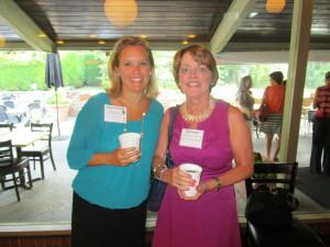 Nicole Webster (Calvert School), Kate Berger (Boys' Latin School of Maryland)