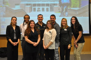 Towson University Admissions Staff and B.E.S.T. Staff
