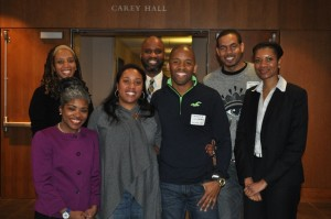 The Pope Institute for Polish, Poise, and Etiquette with Gilman Black Alumni Leadership Institute Directors