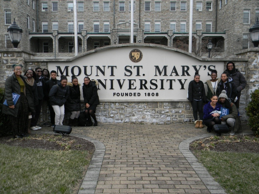B.E.S.T. Families Visit Mount St. Mary's University and ...