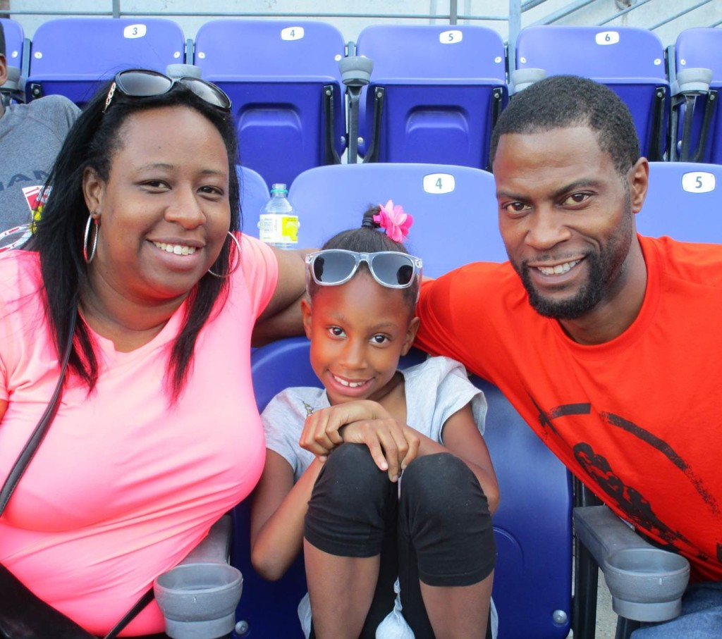 Bria H. and Family